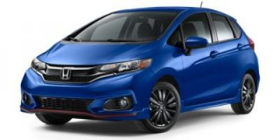 2019 Honda Fit Sport (CRYSTAL BLK PEARL)