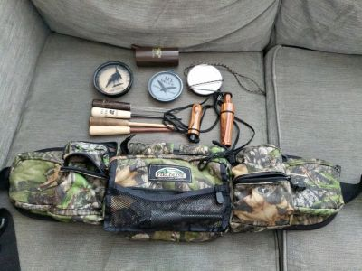 Misc hunting items