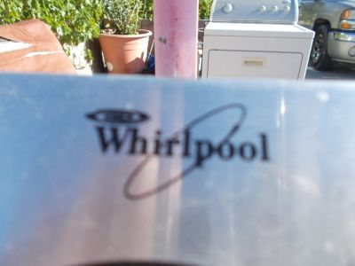 Whrilpool dryer, Electric, works good, very clean.