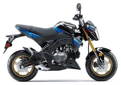 2018 Kawasaki Z125 Pro SE Sport Laurel, MD