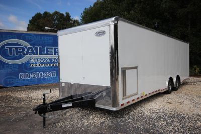 2019 Continental Cargo NS Series 28ft Enclosed Car Trailer