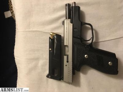 For Sale: Sig Saur P229 w/.40 and .357 barrel
