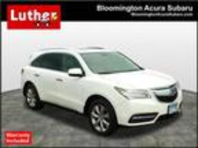 used 2015 Acura MDX for sale.