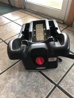 Graco click connect car seat base