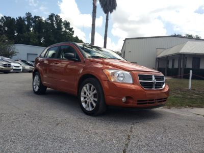 2011 Dodge Caliber Heat (Orange)