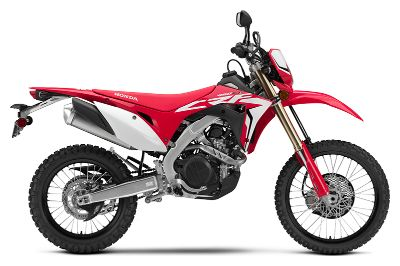2019 Honda CRF450L Dual Purpose Motorcycles South Hutchinson, KS