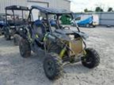 Salvage 2015 POLARIS RZR S 900 for Sale