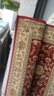 5 by 7 area rugs they're cleaned and ready to go