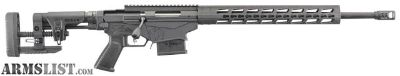 For Sale: $949 - BRAND NEW RUGER PRECISION 6.5 CREEDMOOR RIFLE