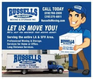 Hire Trained Movers in Burbank