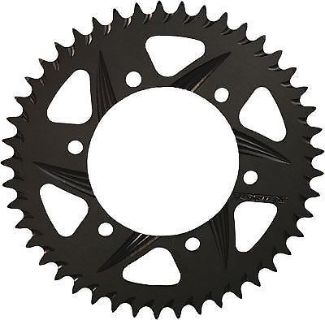 Sell F5 Rear Sprocket Vortex Black 527K-44 motorcycle in Hinckley, Ohio, United States, for US $66.39