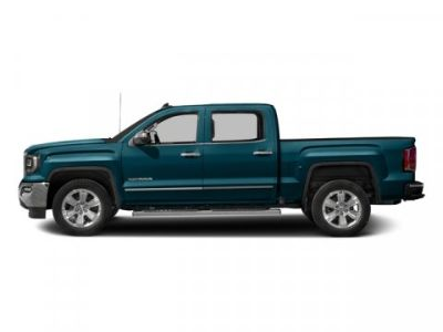 2016 GMC Sierra 1500 SLT (Stone Blue Metallic)