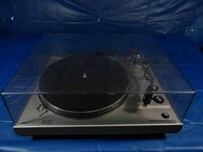 VINTAGE MCS SERIES 6710 BELT DRIVEN TURNTABLE RECORD PLAYER SYSTEM
