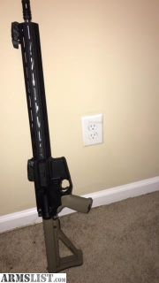 For Sale/Trade: Anderson Manufacturing AR15