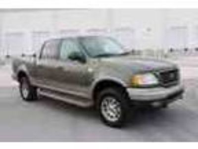 2002 Ford F 150 King Ranch 4dr Supercrew King Ranch 4wd Stylesi