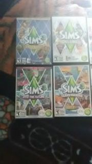 the Sims island paradise 3. computer games 8 games