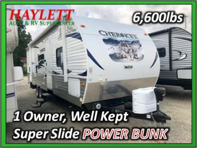 2013 Forest River Cherokee Travel Trailer 274BH