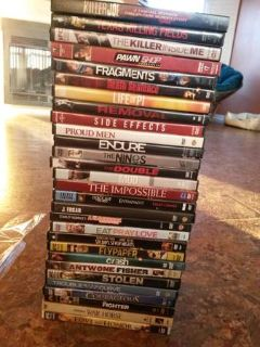 DRAMA LOT OF 29 dvds