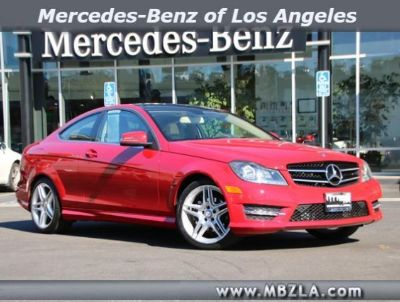2015 Mercedes-Benz C-Class C250 (MARS RED/ALMON)