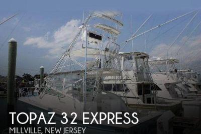 2001 Topaz 32 Express