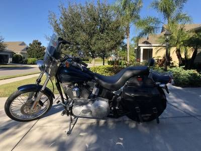 2002 Harley-Davidson Soft Tail