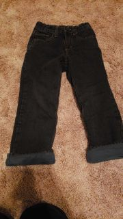 Insulated jeans old navy 5t