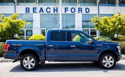 2015 Ford F-150 (Blue Jeans Metallic)
