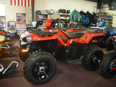2018 Polaris Sportsman 850 Utility ATVs Union Grove, WI