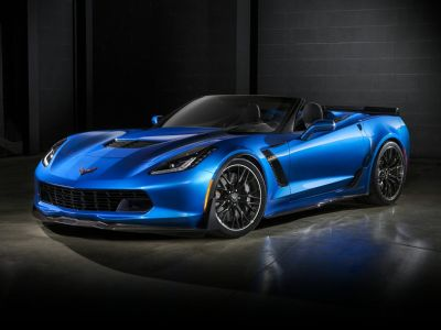2015 Chevrolet Corvette Z06 (Blue)