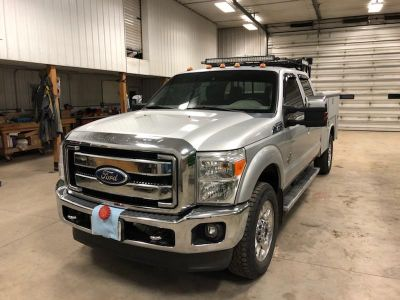 2011 Ford F350 Lariat Ultimate Truck