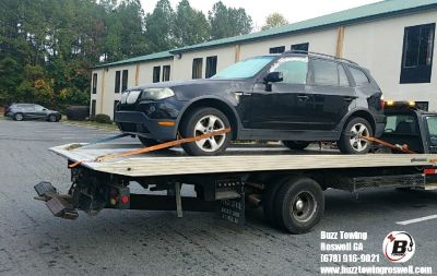 Towing Service Roswell GA