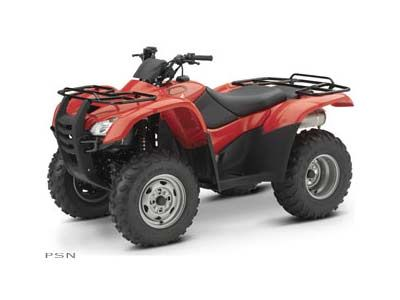2008 Honda FourTrax Rancher 4x4 ES ATV Utility ATVs Linton, IN