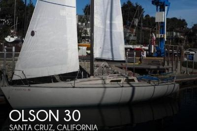1982 Olson 30