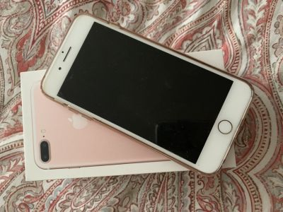 Apple Iphone 7plus 128g AT&T