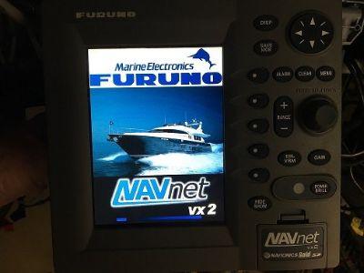 Sold-Furuno NAVnet vx2 RDP-148