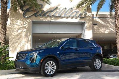 2019 Cadillac XT4 Luxury (aluminum metallized)