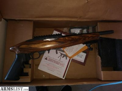 For Sale: Ruger Charger