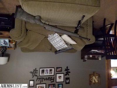 For Sale: Remington 700 tactical 223
