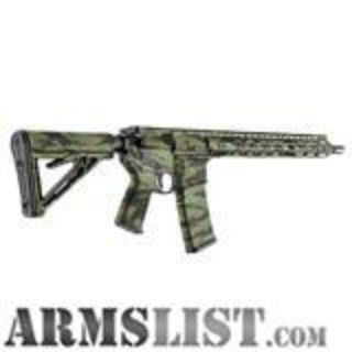 For Sale: Tiger Stripe Ar-15 Rifle Skin
