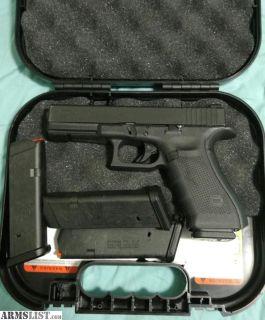 For Sale/Trade: Glock 17 Gen 4