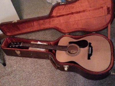 $100 Alvarez Acoustic Guitar, Model RF8