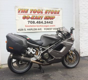 2002 Ducati 996 SuperSport Street / Supermoto Motorcycles Forest View, IL