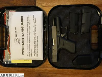For Sale: Glock 43
