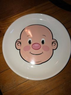 Super cute Wooly Willy plate!