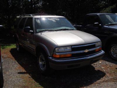 1998 Chevrolet Blazer Base (Light Pewter (Met))