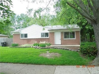 3 Bed 1 Bath Foreclosure Property in Taylor, MI 48180 - Wellington St