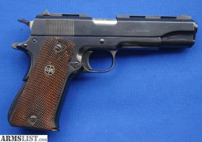 For Sale: 1911 LLAMA 45 AUTOMATIC CAL .45 Blue