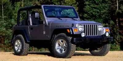 2004 Jeep Wrangler Rubicon ()