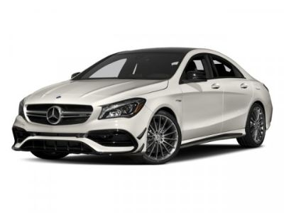 2018 Mercedes-Benz CLA-Class CLA45 AMG (Night Black)