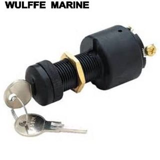 Find Marine Ignition Switch 3 Position (Off-Ignition-Start), Sierra MP39120 motorcycle in Mentor, Ohio, United States, for US $19.95